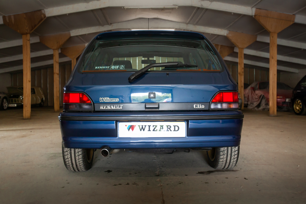 now sold 1994 renault clio williams 221 wizard sports. Black Bedroom Furniture Sets. Home Design Ideas
